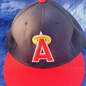 Vintage CALIFORNIA ANGELS 1988 Baseball hat cap